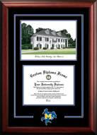 McNeese State Cowboys Spirit Graduate Diploma Frame