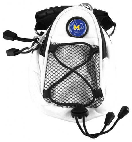 McNeese State Cowboys White Mini Day Pack