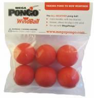 MegaPongo Wind Balls Beer Pong Balls