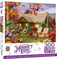 Memory Lane Autumn Warmth 300 Piece EZ Grip Puzzle