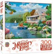 Memory Lane Lakeside Memories 300 Piece EZ Grip Puzzle