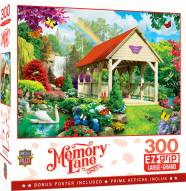Memory Lane Welcome to Heaven 300 Piece EZ Grip Puzzle