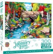 Memory Lane Willow Whispers 300 Piece EZ Grip Puzzle