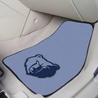Memphis Grizzlies 2-Piece Carpet Car Mats