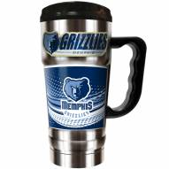 Memphis Grizzlies 20 oz. Champ Travel Mug