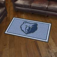 Memphis Grizzlies 3' x 5' Area Rug