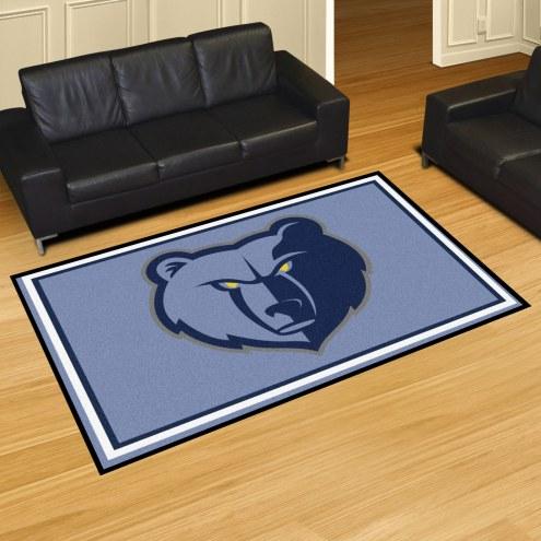 Memphis Grizzlies 5' x 8' Area Rug