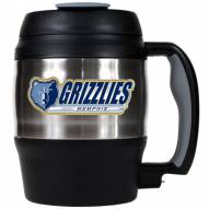 Memphis Grizzlies 52 oz. Stainless Steel Travel Mug