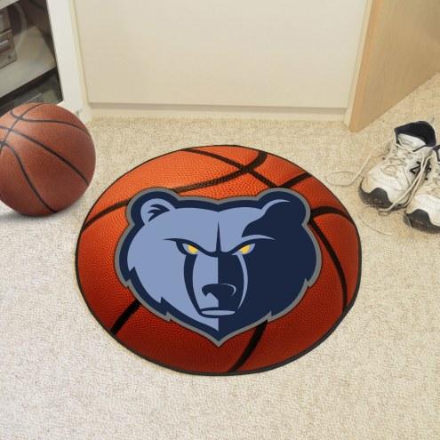Memphis Grizzlies Basketball Mat