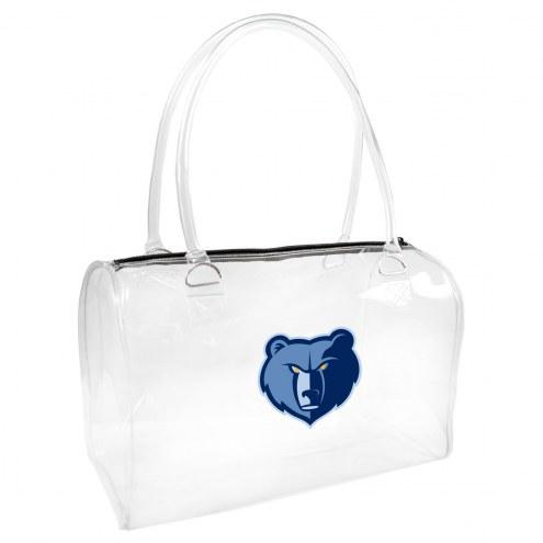 Memphis Grizzlies Clear Bowler
