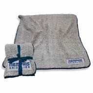 Memphis Grizzlies Frosty Fleece Blanket