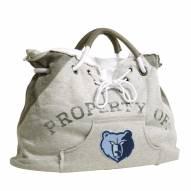 Memphis Grizzlies Hoodie Tote Bag