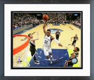 Memphis Grizzlies Jeff Green Action Framed Photo