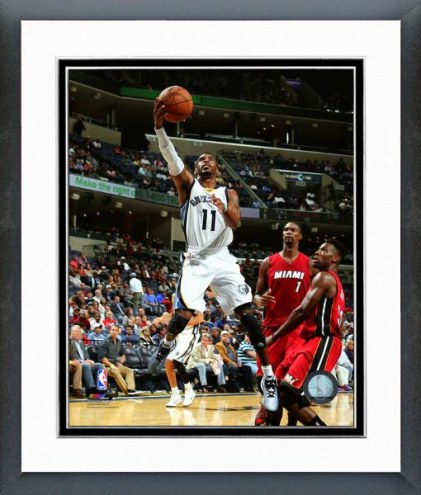 Memphis Grizzlies Mike Conley Action Framed Photo
