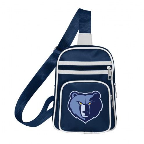 Memphis Grizzlies Mini Cross Sling Bag