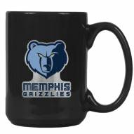 Memphis Grizzlies NBA 2-Piece Ceramic Coffee Mug Set