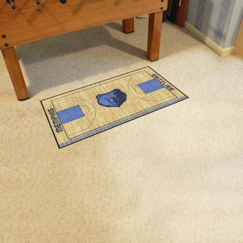 Memphis Grizzlies NBA Court Runner Rug