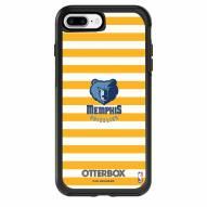 Memphis Grizzlies OtterBox iPhone 8 Plus/7 Plus Symmetry Stripes Case