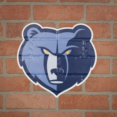 Memphis Grizzlies Outdoor Logo Graphic