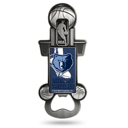 Memphis Grizzlies Party Starter Bottle Opener