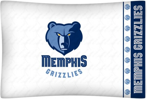 Memphis Grizzlies Pillow Case