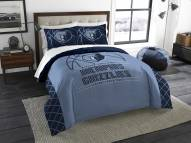 Memphis Grizzlies Reverse Slam Full/Queen Comforter Set