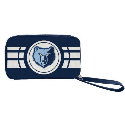 Memphis Grizzlies Ripple Zip Wallet