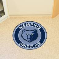 Memphis Grizzlies Rounded Mat