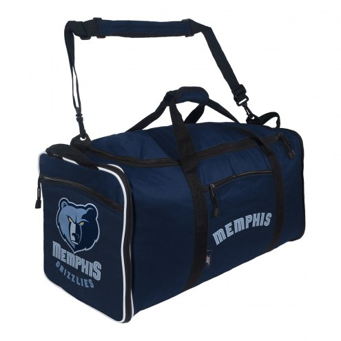 Memphis Grizzlies Steal Duffel Bag