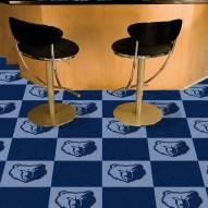 Memphis Grizzlies Team Carpet Tiles