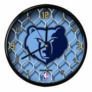 Memphis Grizzlies Team Net Clock