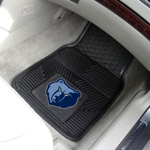 Memphis Grizzlies Vinyl 2-Piece Car Floor Mats