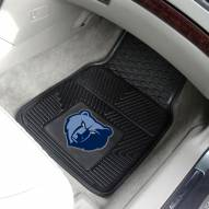 Memphis Grizzlies Vinyl 2-Piece Car Floor Mats