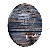 Memphis Grizzlies Weathered Design Hook & Ring Game