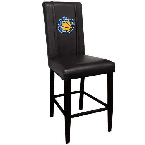 Memphis Grizzlies XZipit Bar Stool 2000 with Secondary Logo