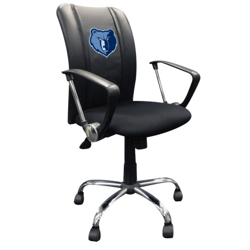 Memphis Grizzlies XZipit Curve Desk Chair