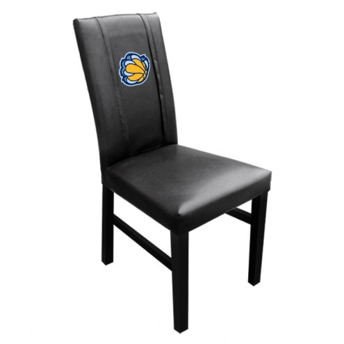 Memphis Grizzlies XZipit Side Chair 2000 with Secondary Logo