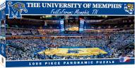 Memphis Tigers 1000 Piece Panoramic Puzzle