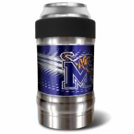 Memphis Tigers 12 oz. Locker Vacuum Insulated Can Holder