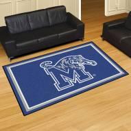 Memphis Tigers 5' x 8' Area Rug