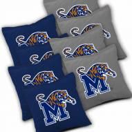 Memphis Tigers Cornhole Bags