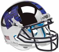 Memphis Tigers Alternate 1 Schutt Mini Football Helmet