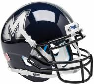 Memphis Tigers Alternate 2 Schutt Mini Football Helmet