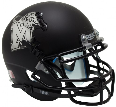 Memphis Tigers Alternate 3 Schutt XP Authentic Full Size Football Helmet