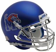Memphis Tigers Alternate 5 Schutt Mini Football Helmet