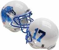 Memphis Tigers Alternate 8 Schutt Mini Football Helmet