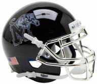Memphis Tigers Alternate 9 Schutt Mini Football Helmet