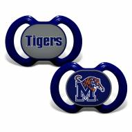 Memphis Tigers Baby Pacifier 2-Pack