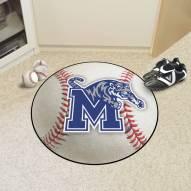 Memphis Tigers Baseball Rug