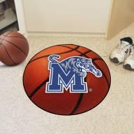 Memphis Tigers Basketball Mat